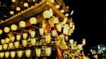 秩父神社の例祭「秩父夜祭」(秩父市)