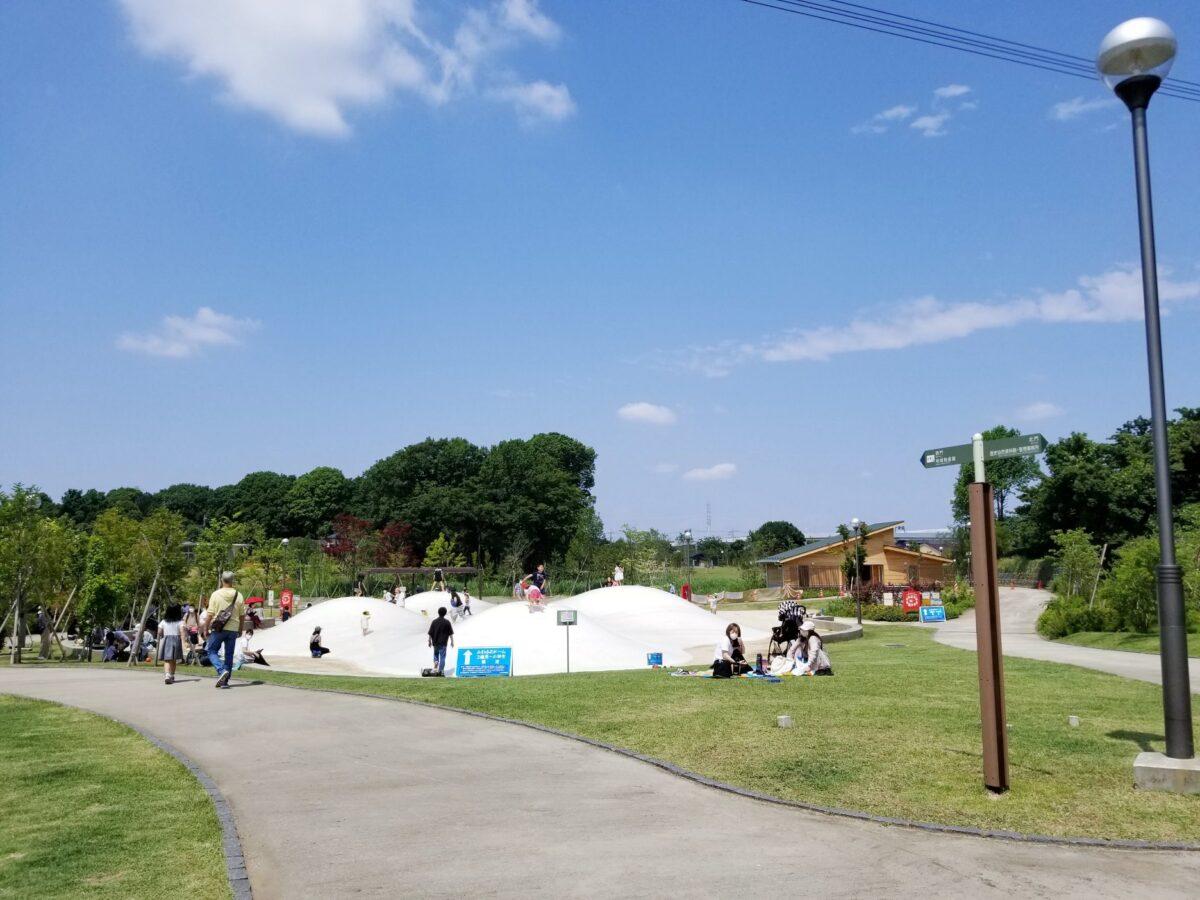 イイナパーク川口・赤山歴史自然公園(川口市)※一部オープン