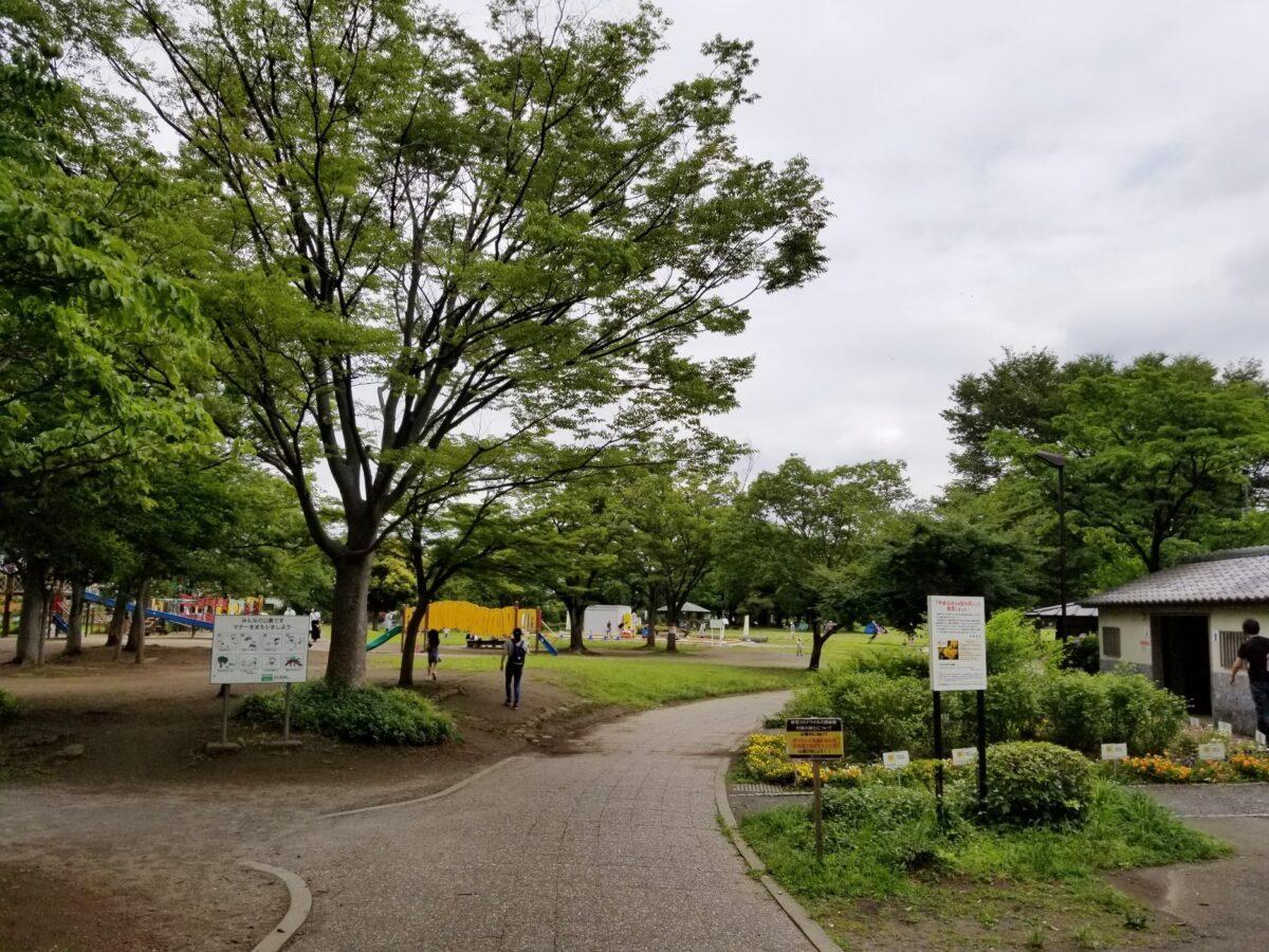 岩槻城址公園(さいたま市)