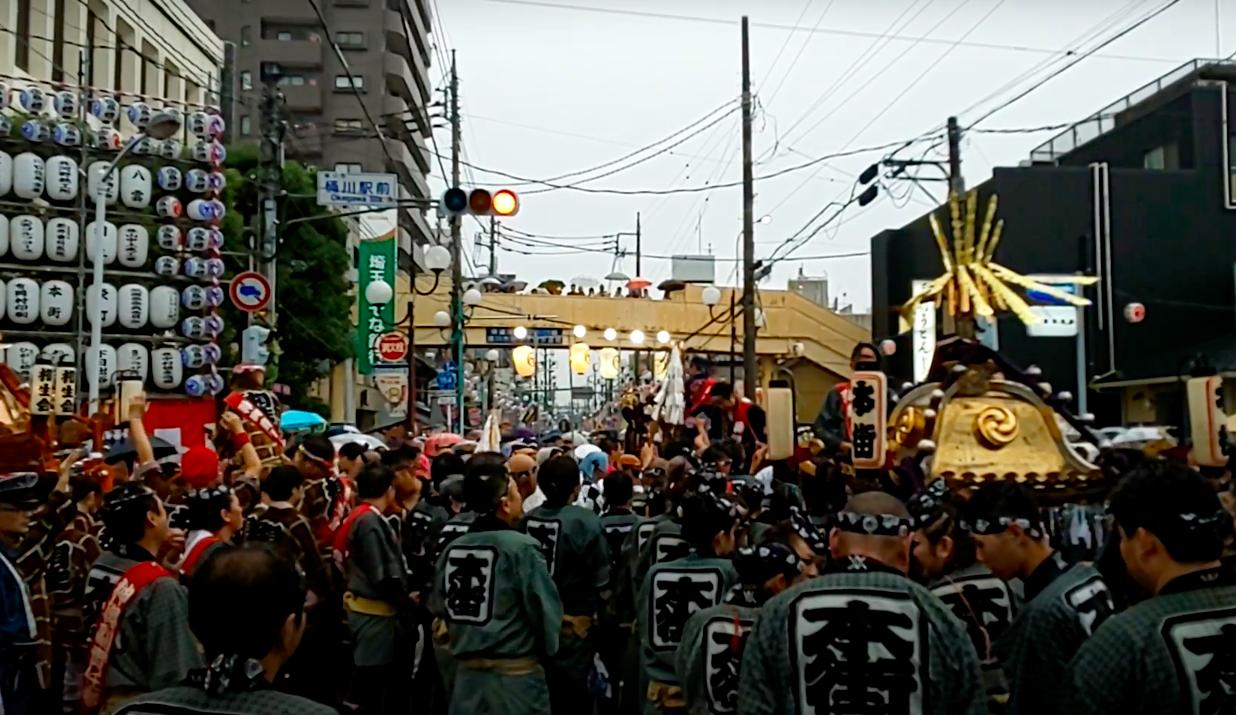 桶川祇園祭