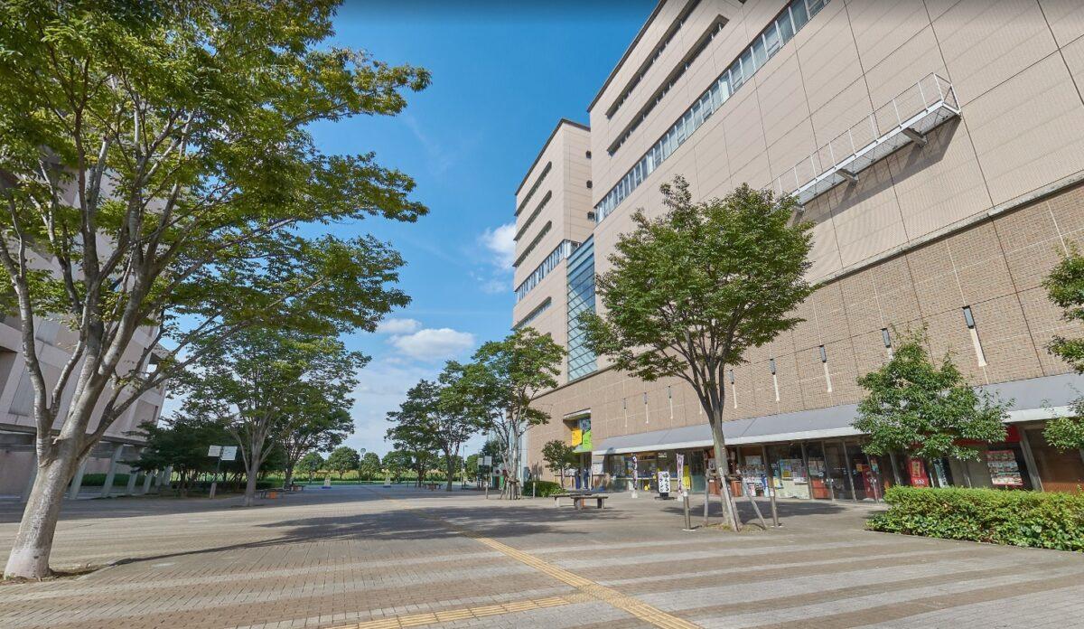 SKIPシティ 公開ライブラリー(川口市)
