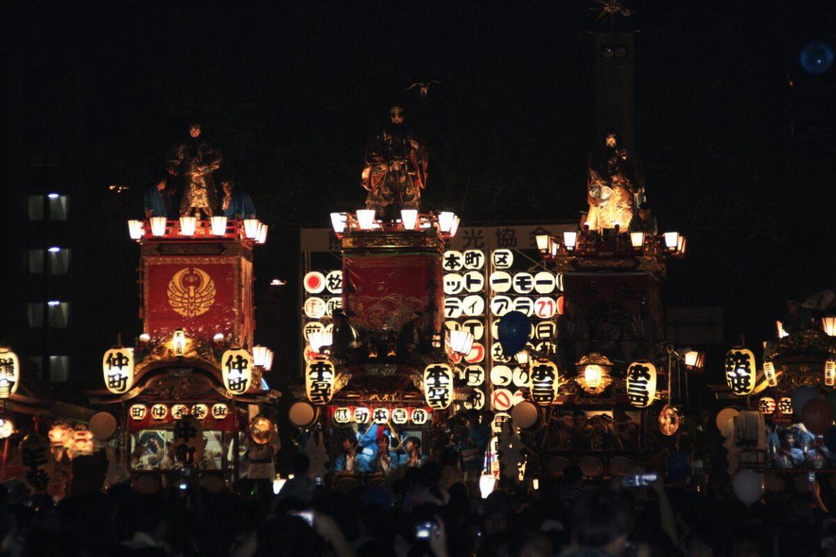 熊谷うちわ祭(熊谷市)