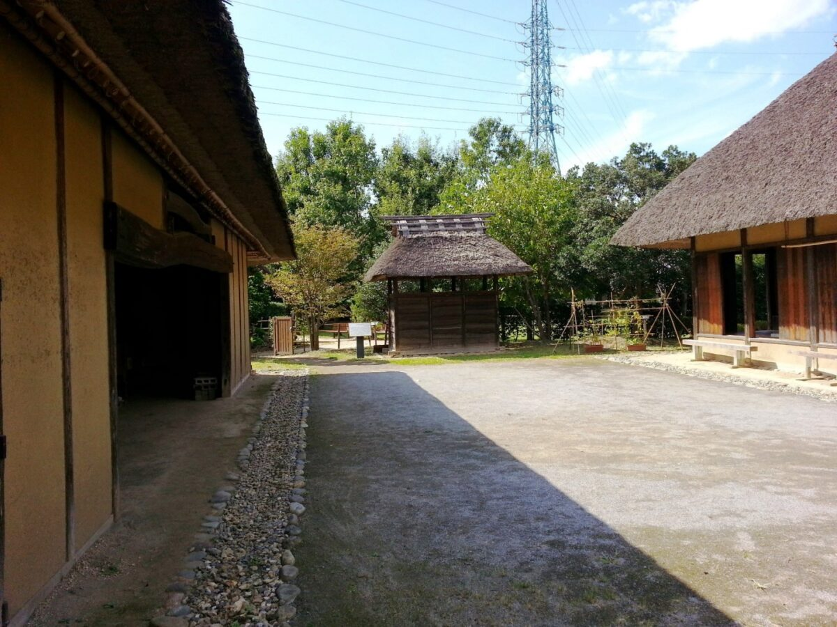 浦和くらしの博物館民家園(さいたま市)